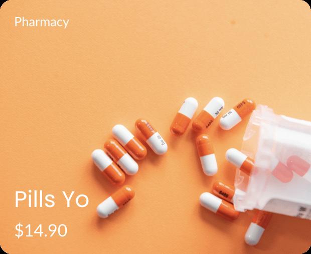 Healthcare pills 1