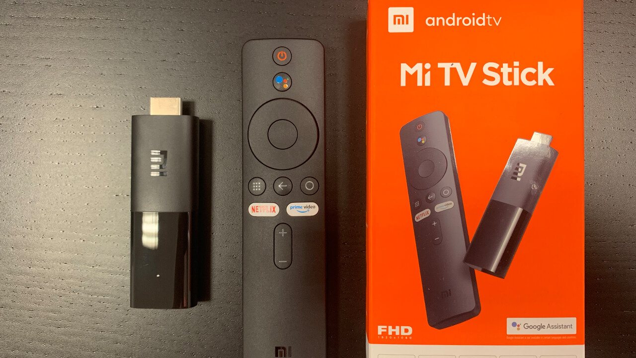 TV stick from Xiaomi as a Digital Signage player