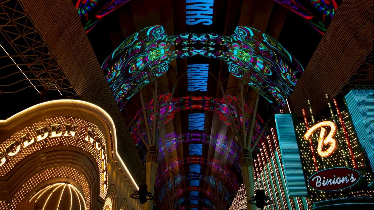 Viva Vision Canopy Screen – Fremont Street, Las Vegas
