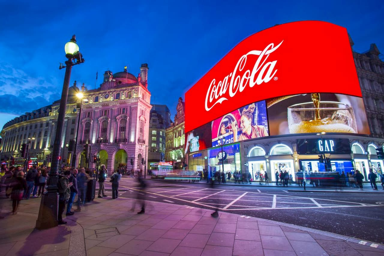 Piccadilly Lights - London