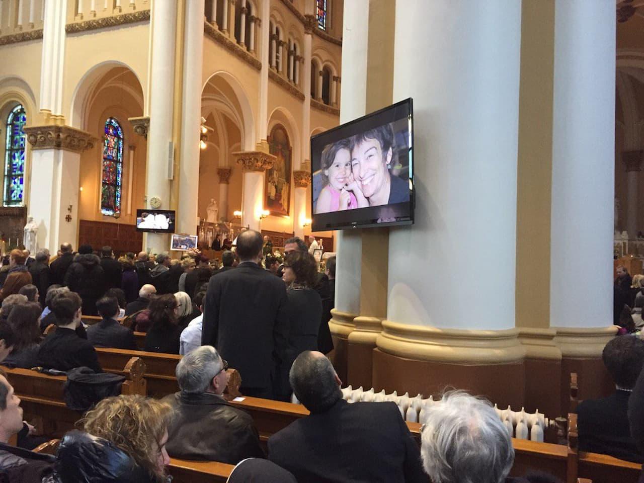 tv in church