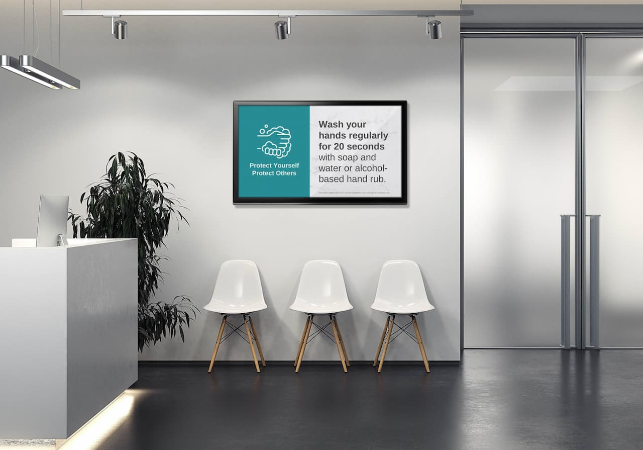 Touchscreen: Do you need tactile feedback screens for your kiosks, navigational signage, and tablets? If so, touchscreens should be heavy on your priority list.