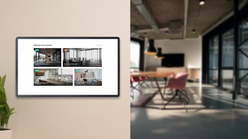 Smart Workspace with Conference Room Digital Signage: Why and How to Create!