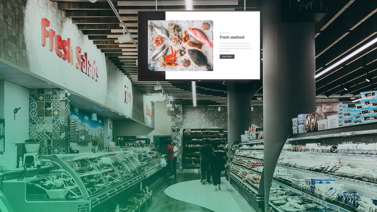 What is a POS Digital Signage and Why it Deserves to Be a Part of Your Marketing Strategy?