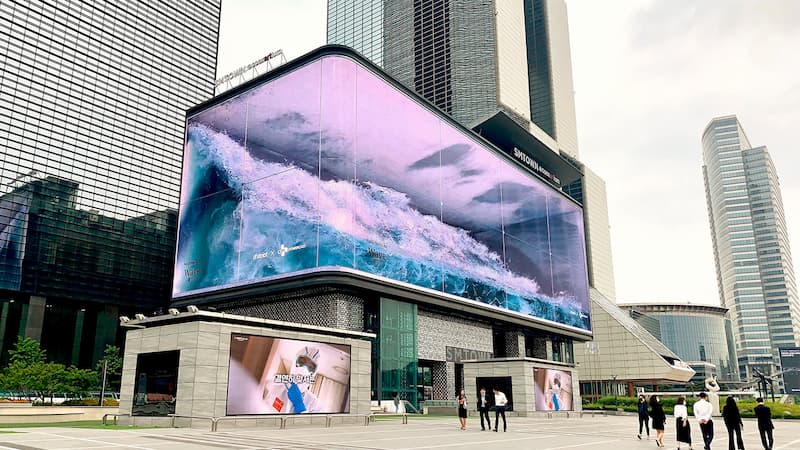 Digital Signage for Shopping Malls: Types and Opportunities