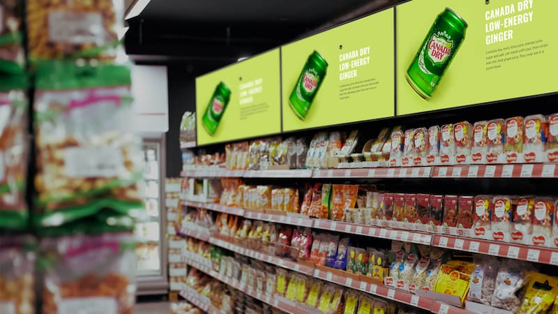 Interactive Retail Smart Shelves: Why, How and Where to Use!