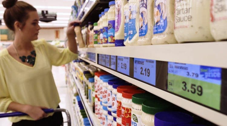 Retail Smart Shelves