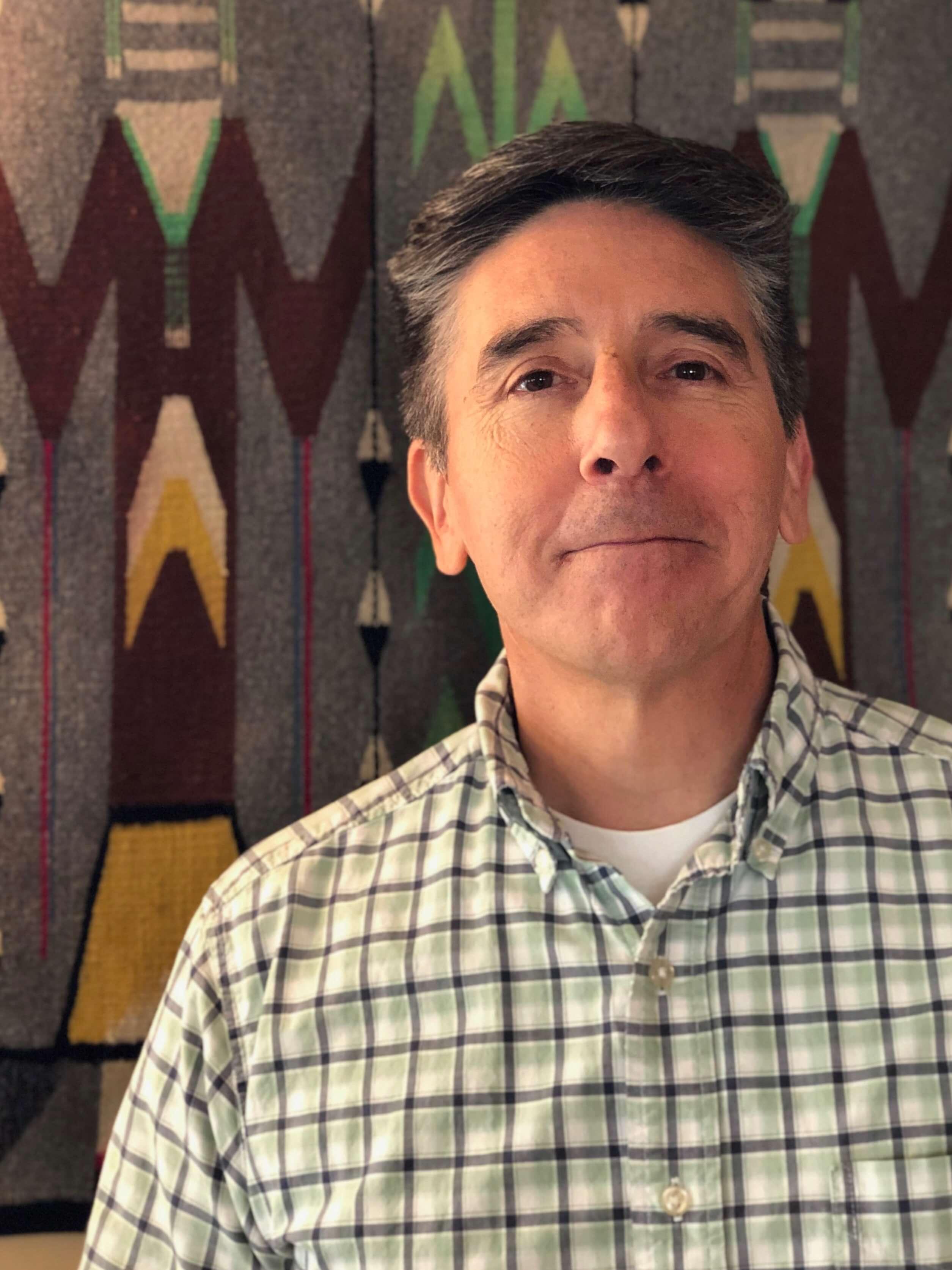 Portrait of Dan Rael, co-founder of CatalogIt