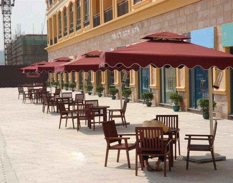 Điểm Bán Dù Che Quán Cafe , Dù Quán Cà Phê giá rẻ