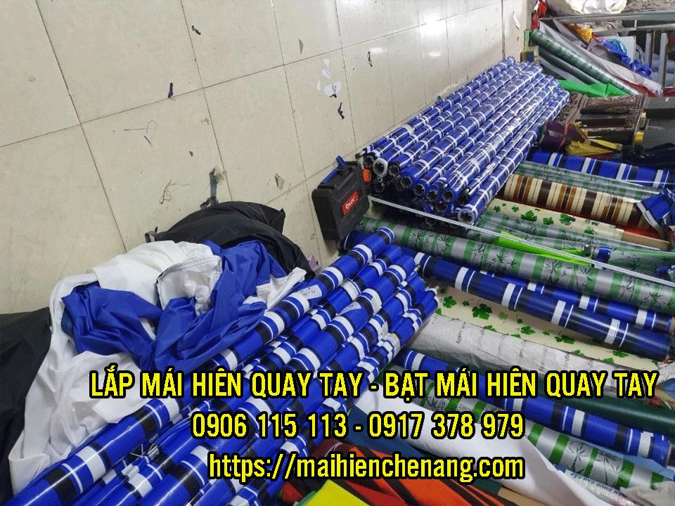Địa chỉ lắp đặt mái hiên di động Quán Cafe tại Tây Ninh– Mái xếp di động Bình Dương, Mái Xếp Lượn sóng gía rẻ thủ dầu một bình Dương