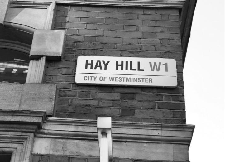 Hay Hill W1