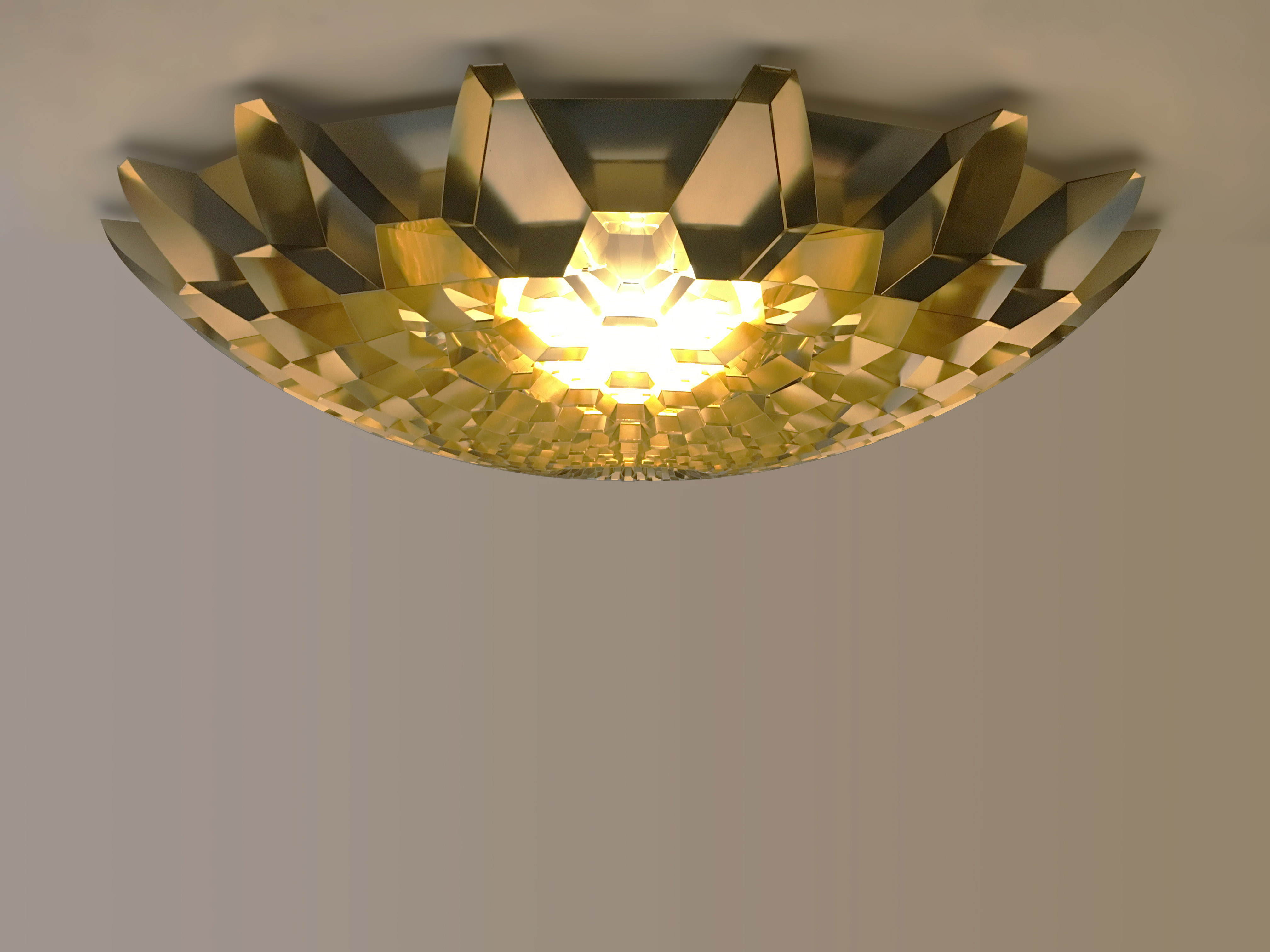Singularity Ceiling Sconce