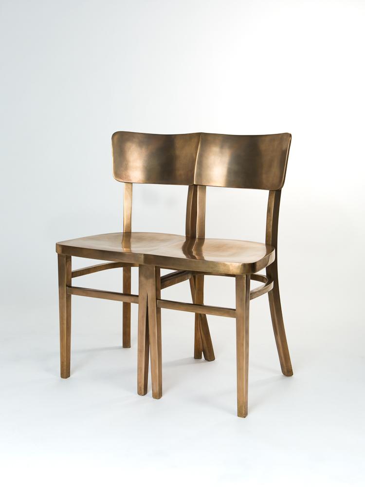 Crossed Leg Chair