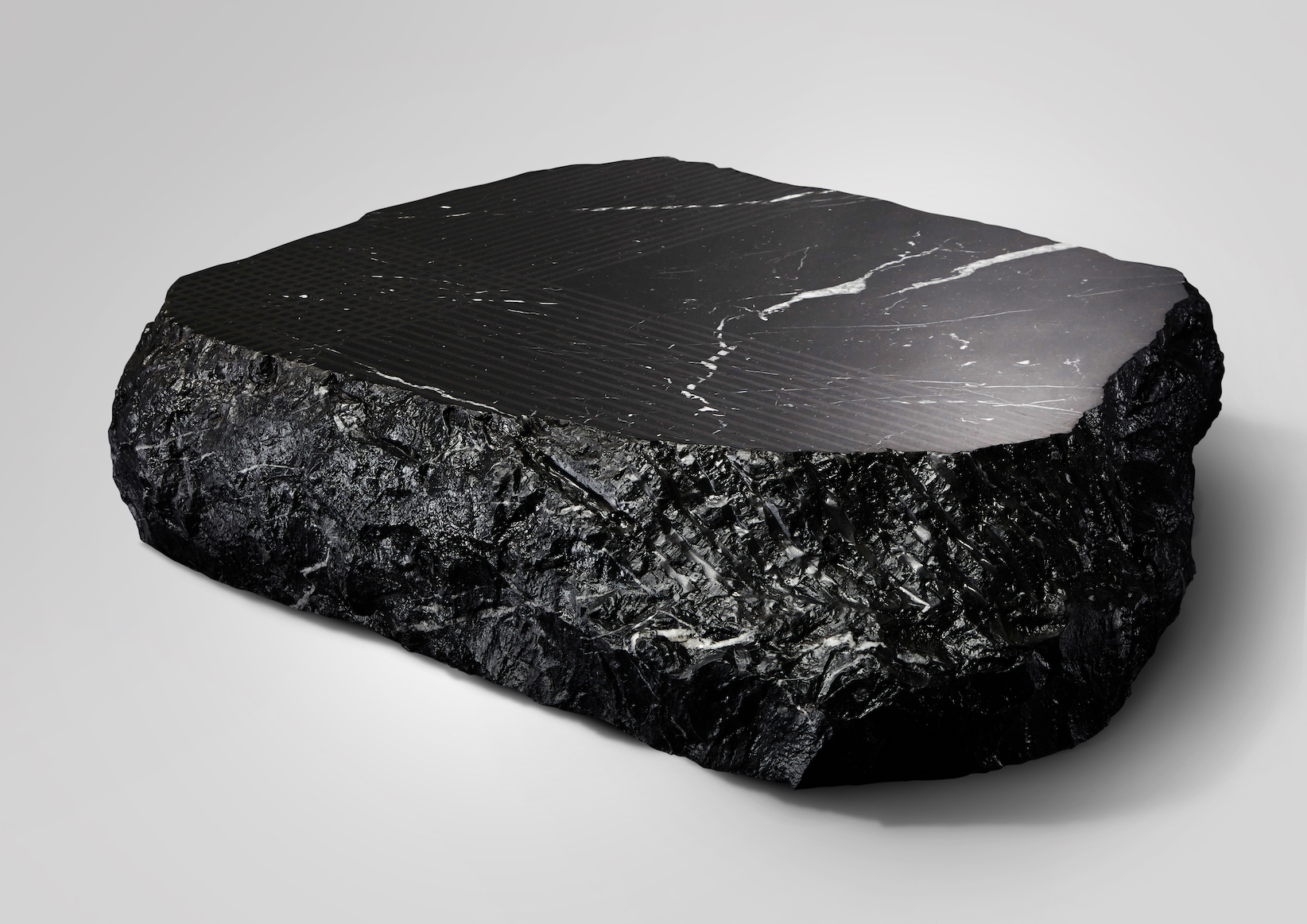 Fossus Nero Marquina / Coffee Table