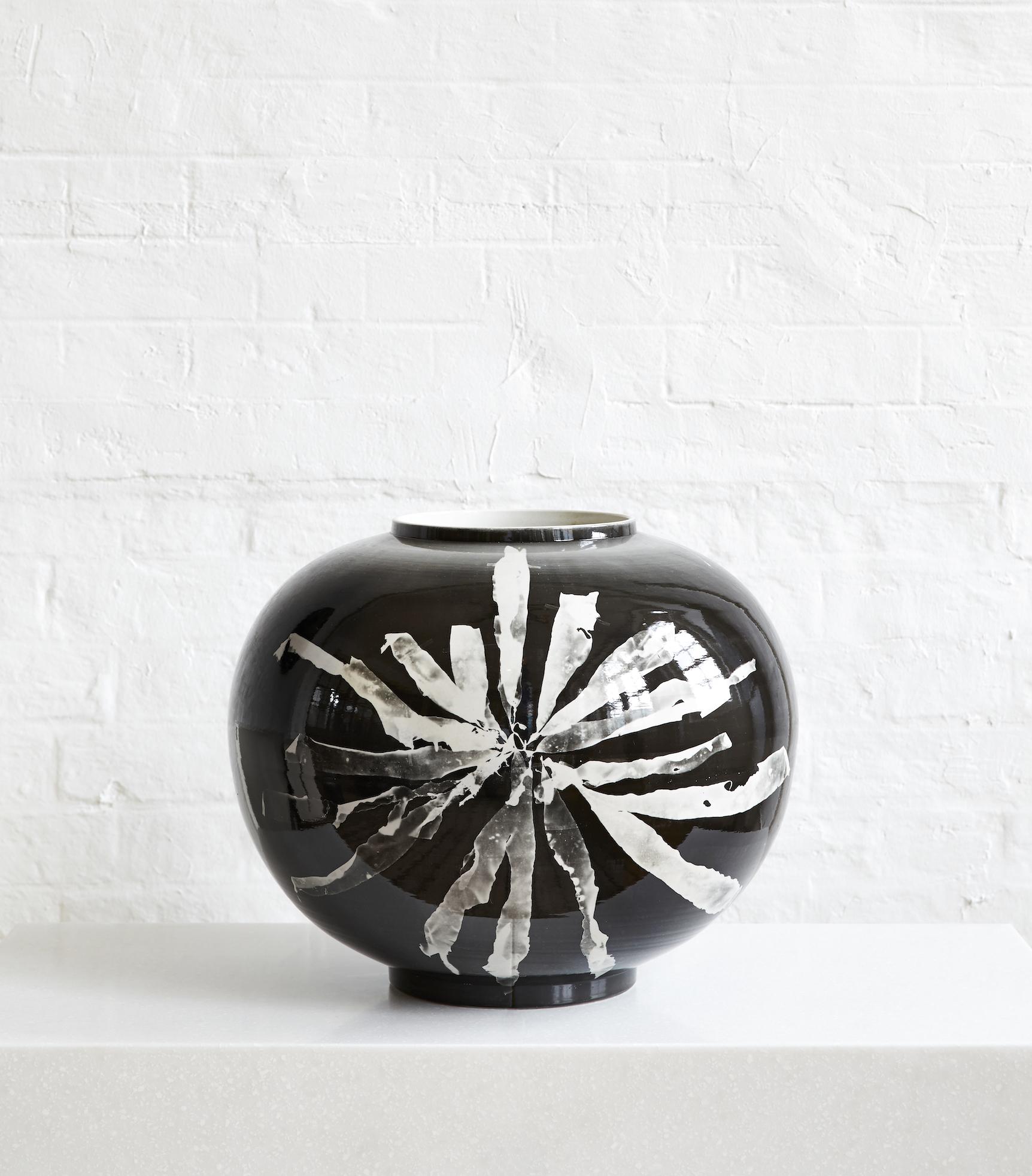 Silverware Vase / Round