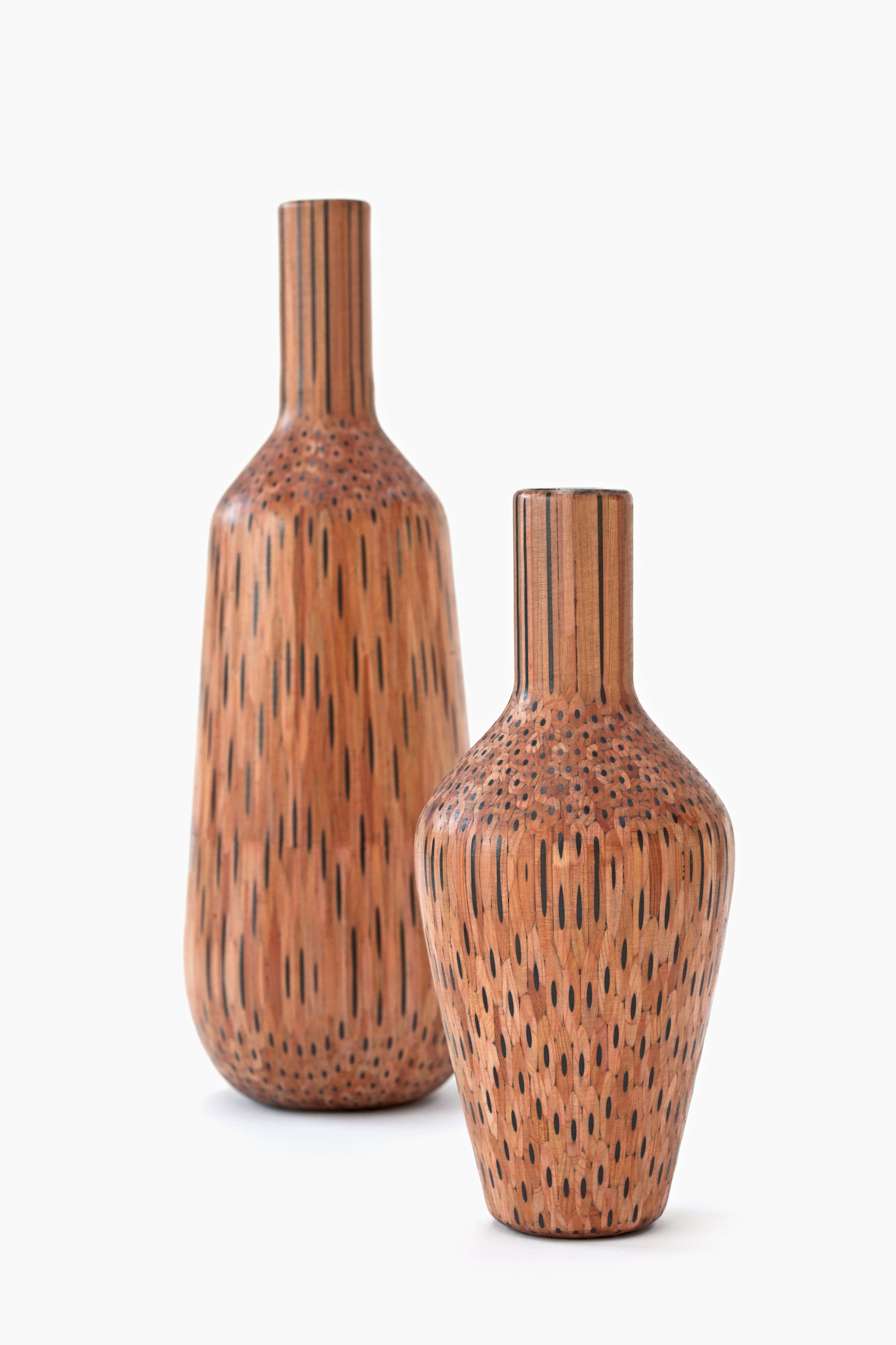 Amalgamated Vases (Black)