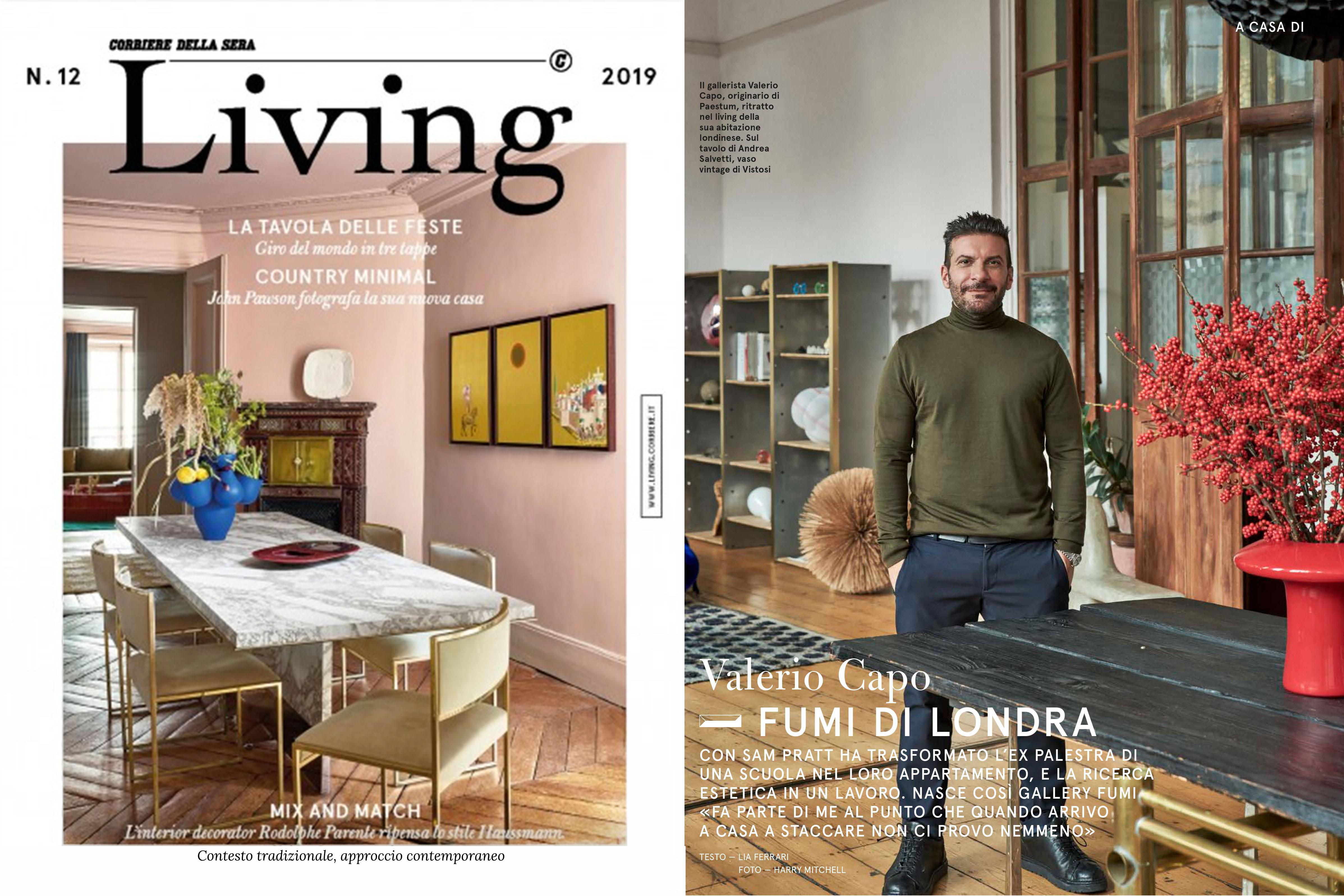 Living - Il Corriere della Sera