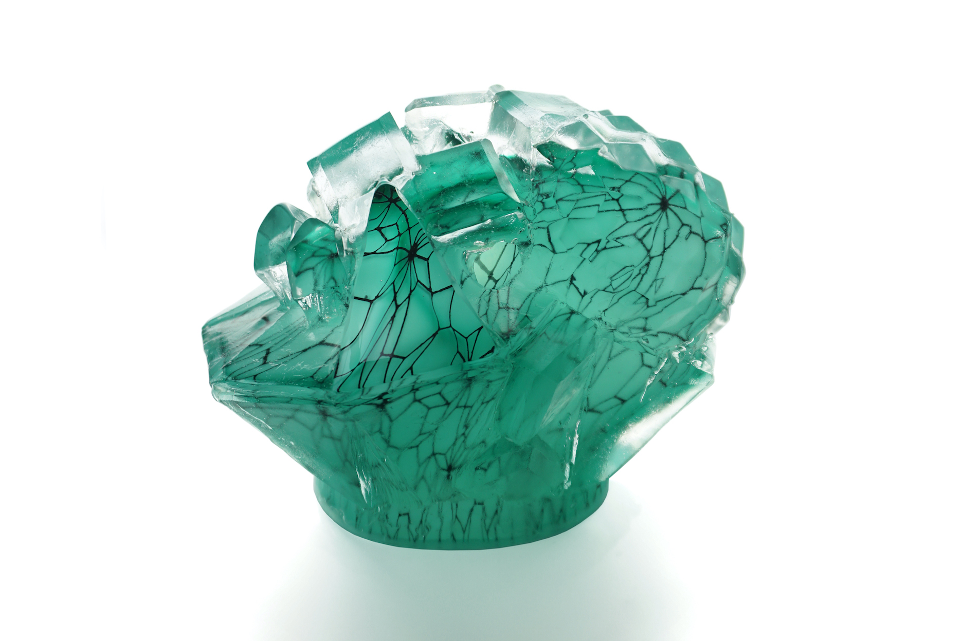 Architectural Glass Fantasies - Object no. 40