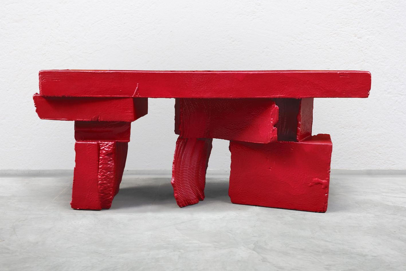 Scrap Poly Console (Red)