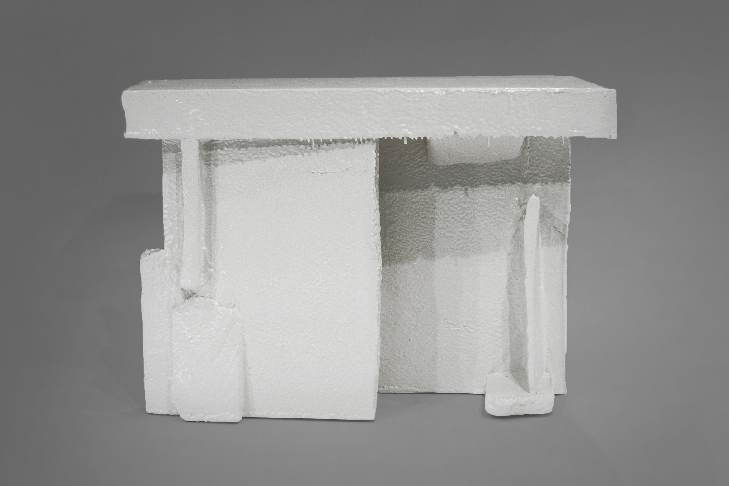 Poly Console (White)