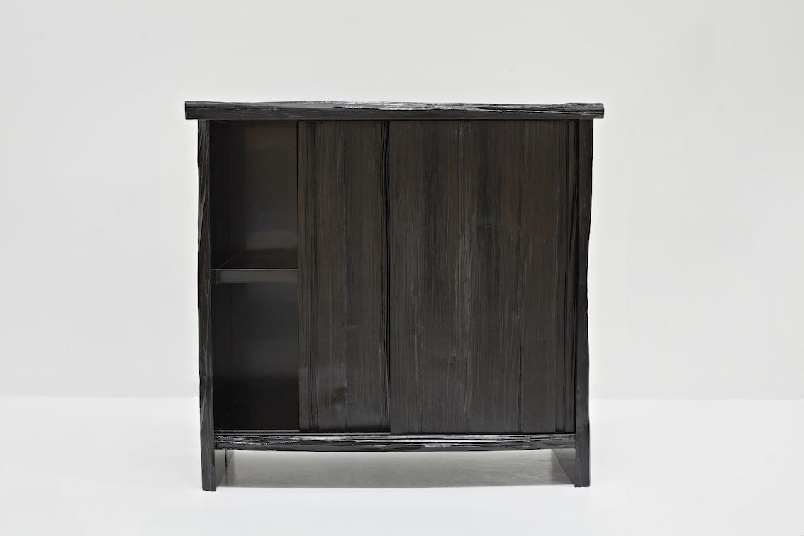 Urushi Cabinet (Black)