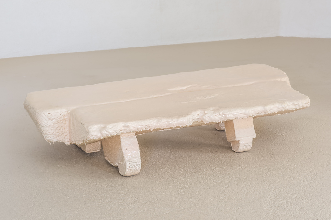 Pastel Poly Coffee Table