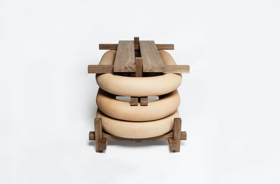Object 1 - Heavy Stack Series