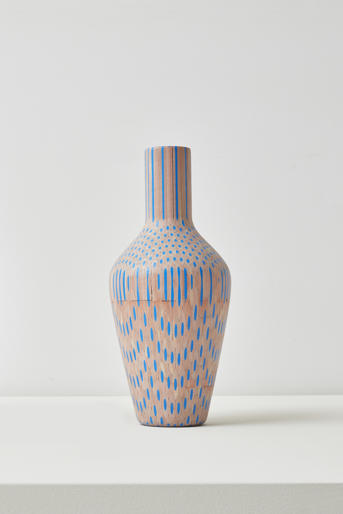 Amalgamated Vase (Blue)