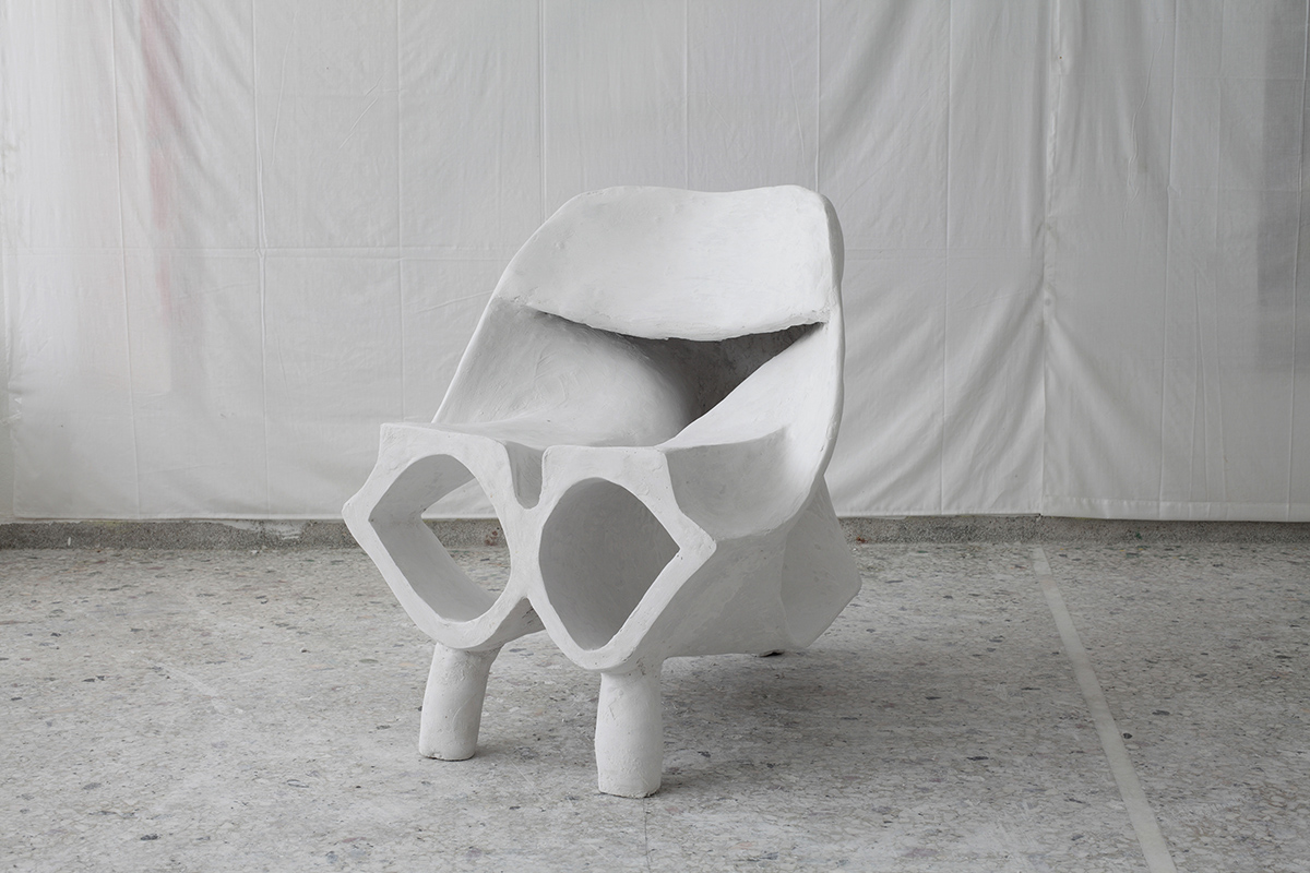 Stretched Tear Tube Chair