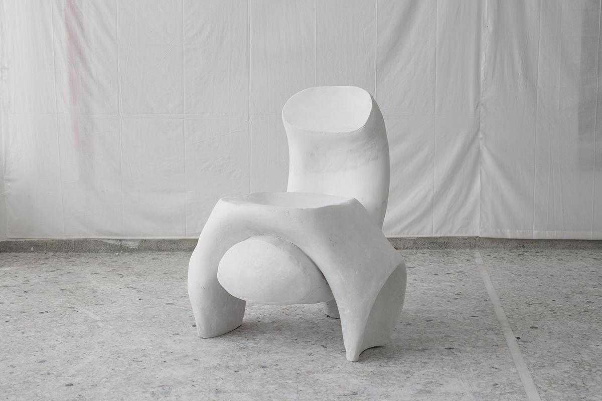 Volumetric Chair 5