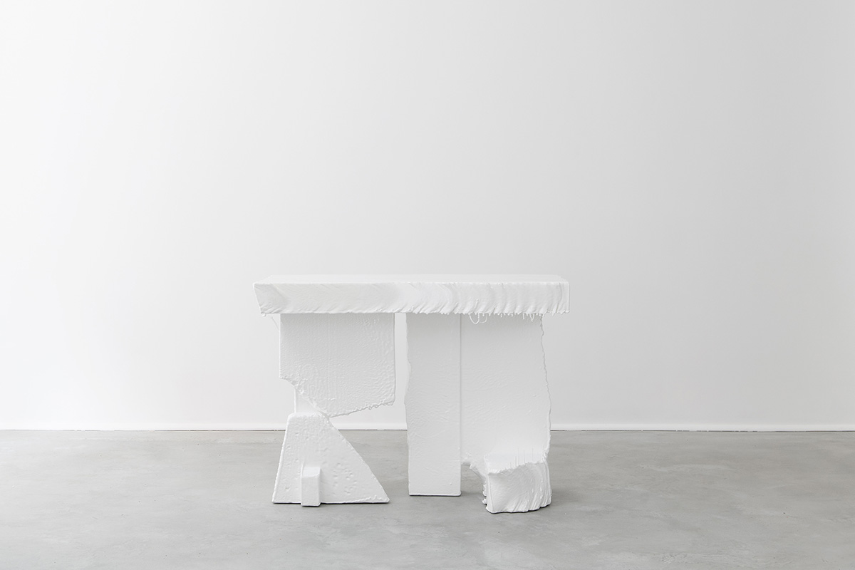 Poly Consoles (White)