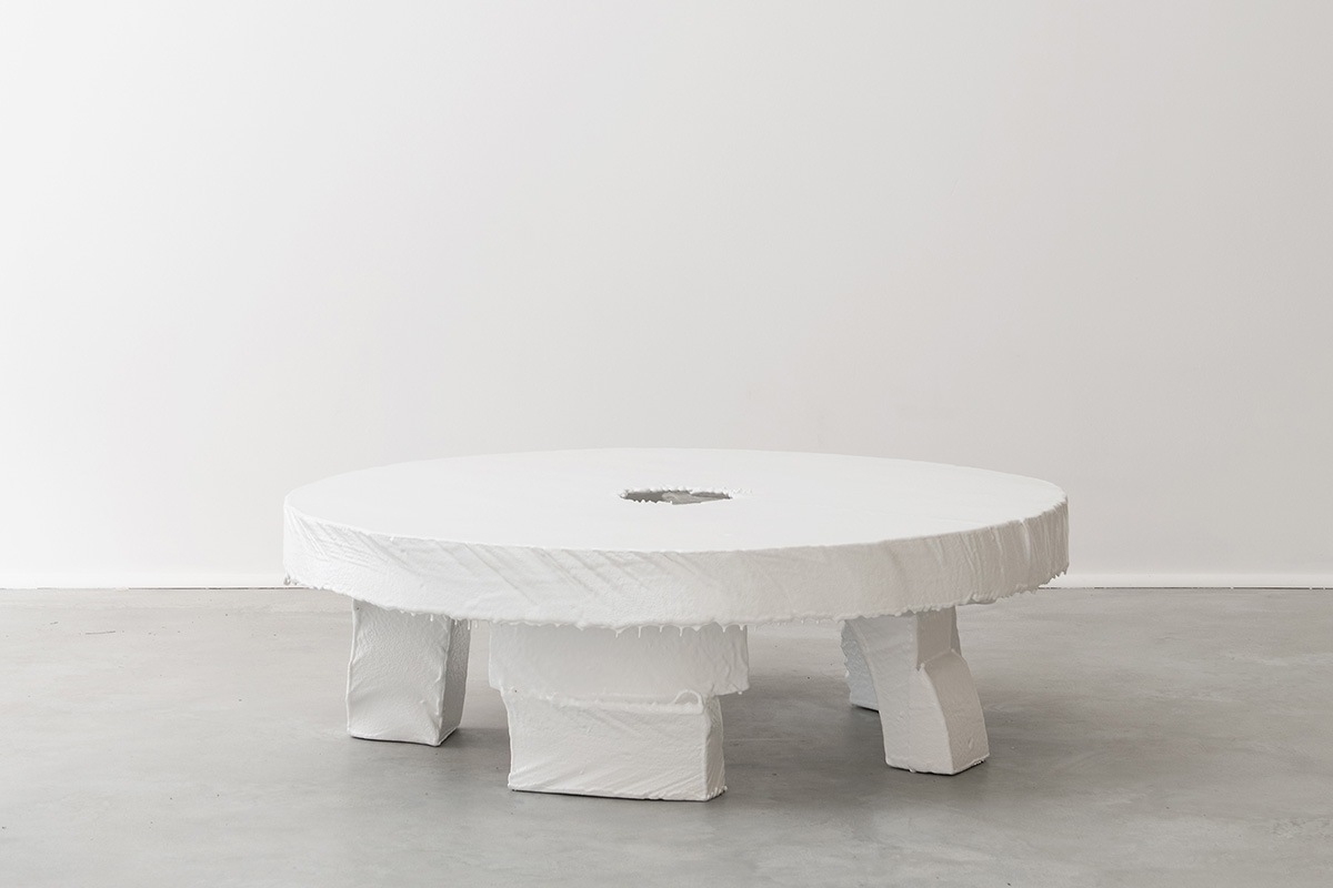 Poly Coffee Table (White)