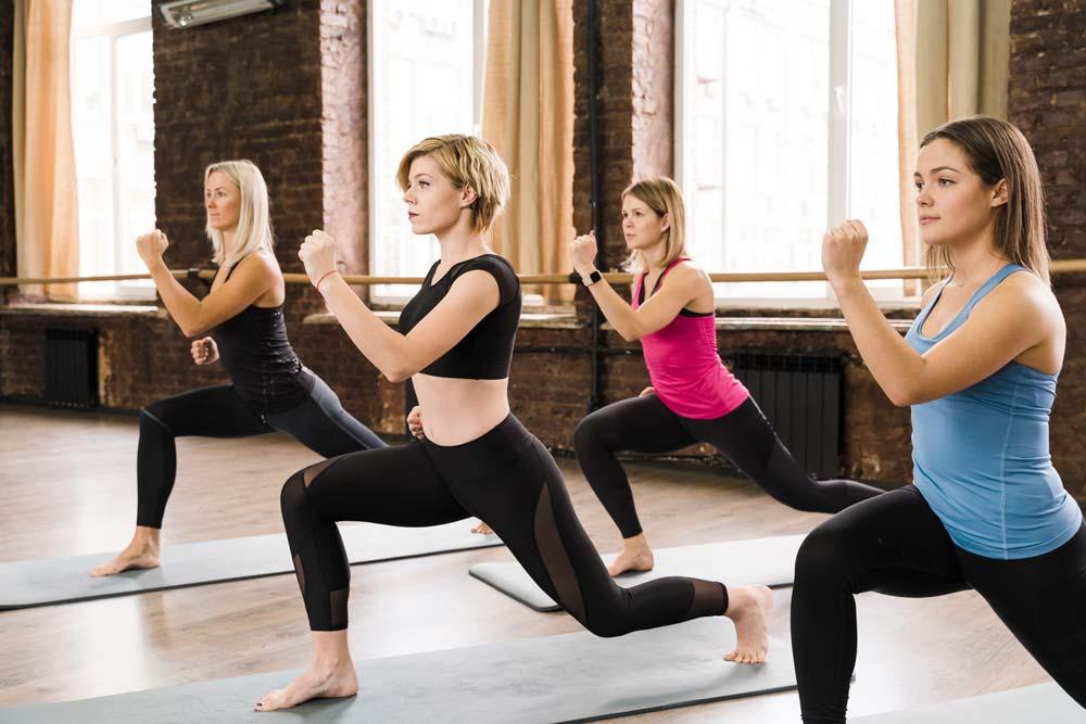Fitness Treening Merekal (näide)