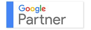 Onesix ist offizieller Google Partner.