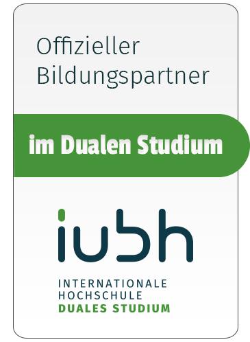 Onesix ist offizieller Bildungspartner der IUBH Duales Studium.