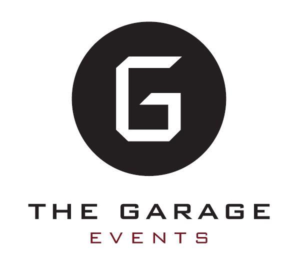 The Garage Events logo