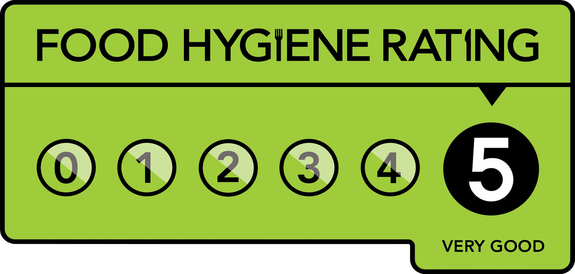 Food hygiene rating logo