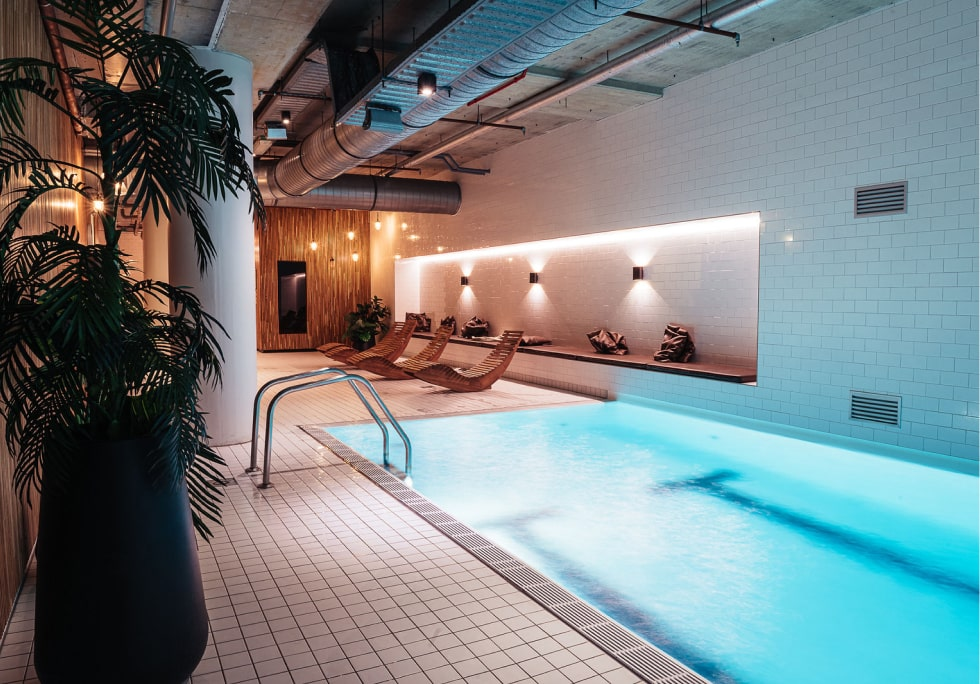 ClubSportive Spa and Sauna - wellness area image