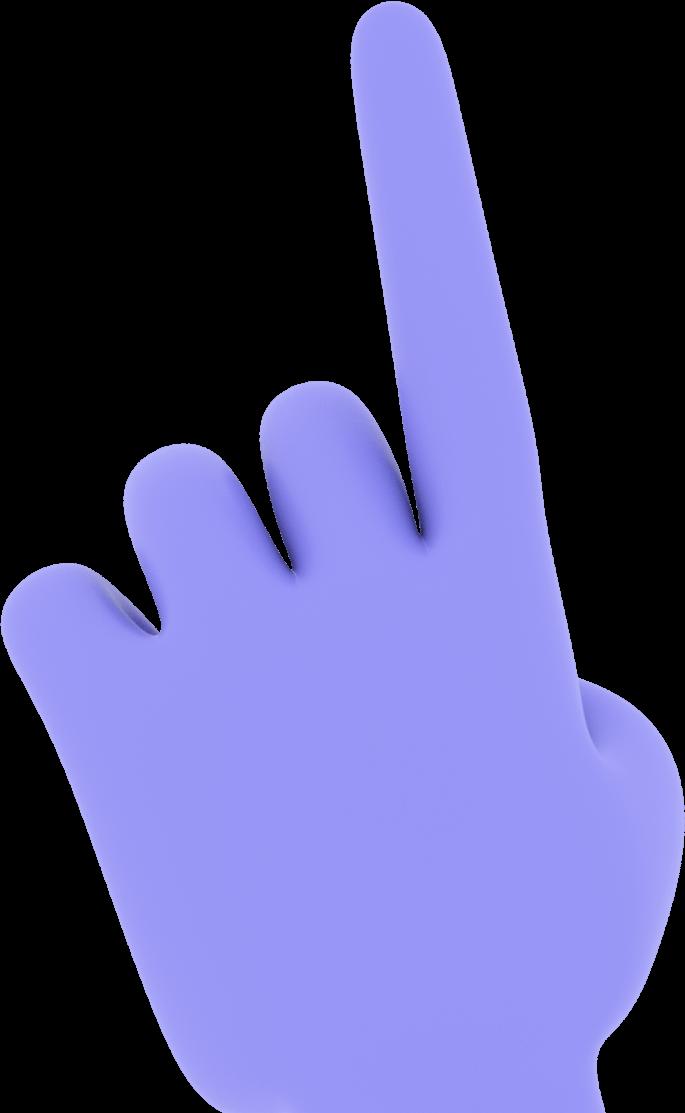 hand direction