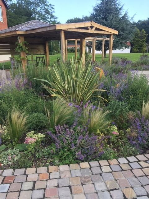 Kelling Hospital Garden Design
