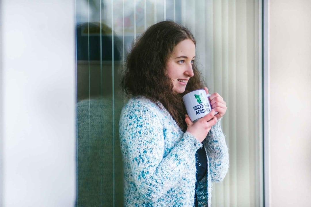 Markéta dostala miesto junior programátorky hneď po ukončení štúdií