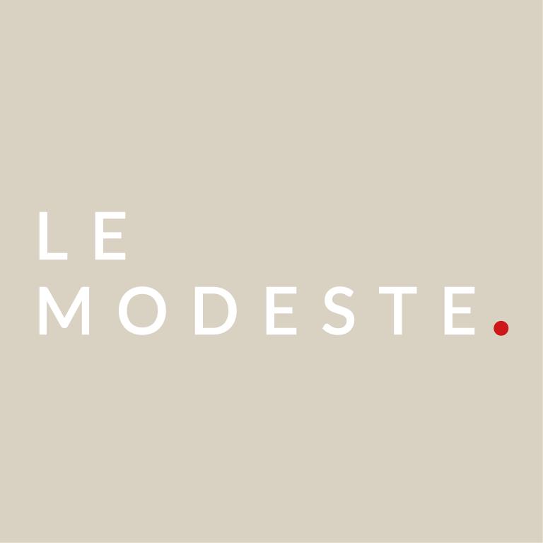 logo Le Modeste