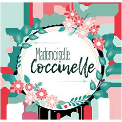logo Mademoiselle coccinelle