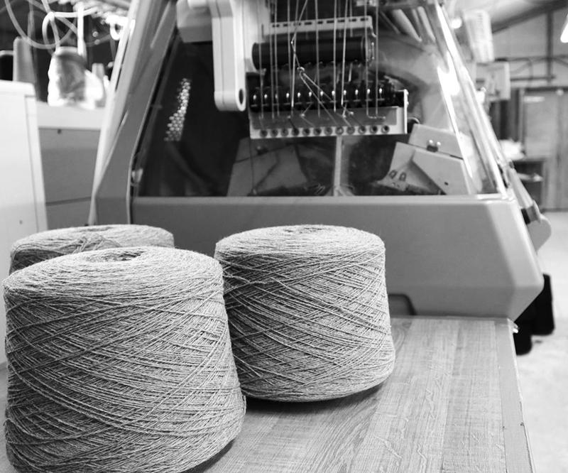 bobine de laine mérinos d'Arles