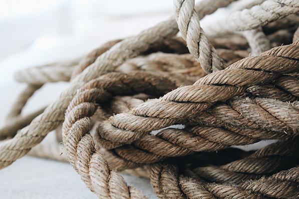 corde de chanvre