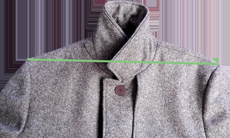 taille manteaux hiver