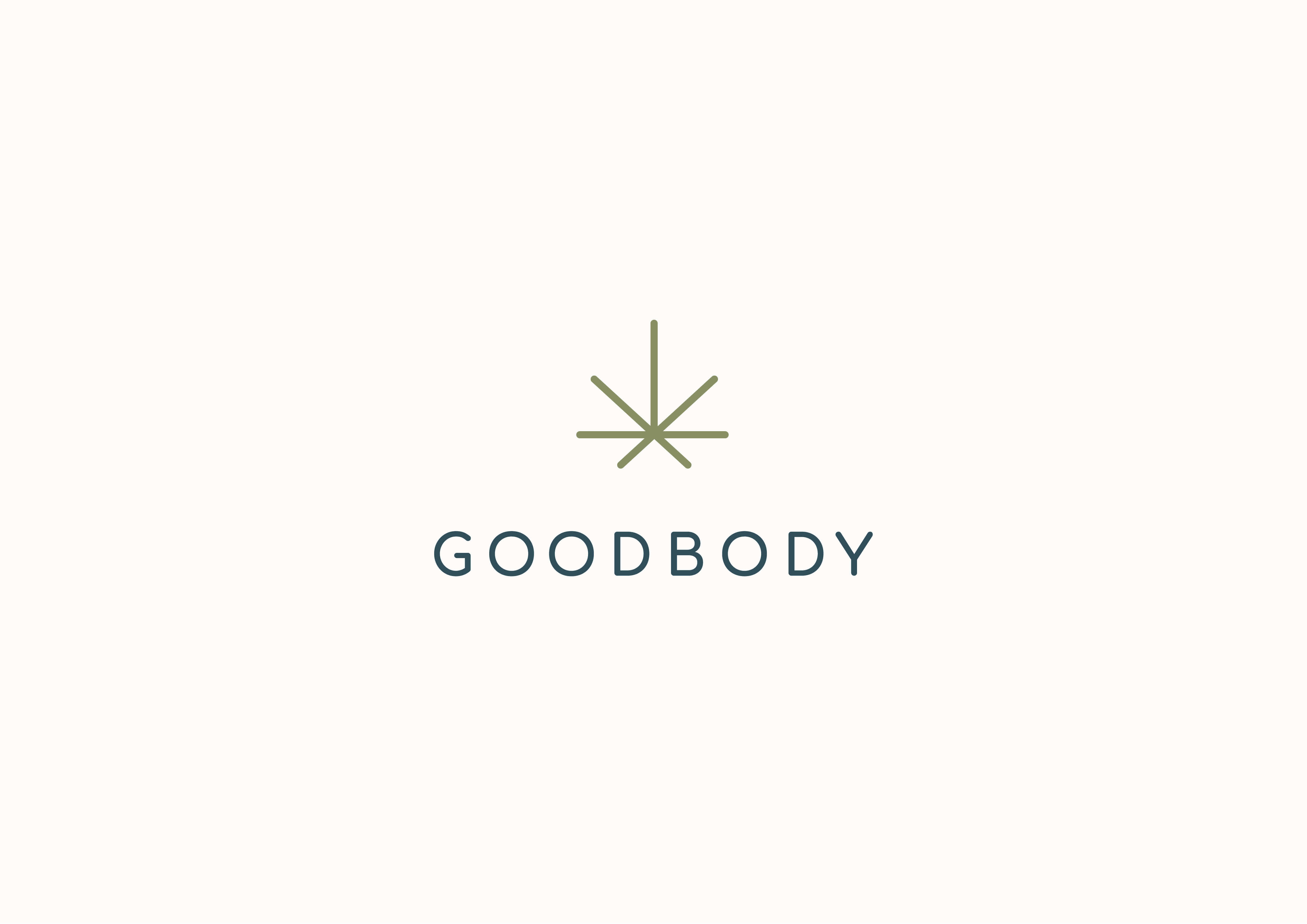 Goodbody Wellness are a revolutionary health and wellbeing startup based in the South West and are one of the UK's first natural, traceable and tested CBD retailers. The expert staff value mother nature and always consider your wellness as a priority. Goodbody aims to offer you a moment of calm in a tranquil and relaxing environment acknowledging that we are in world of hustle and bustle where nothing seems to slow down. I worked with the team from the very beginning developing a sophisticated, modern and calming visual identity and packaging range which reflected their brand values.