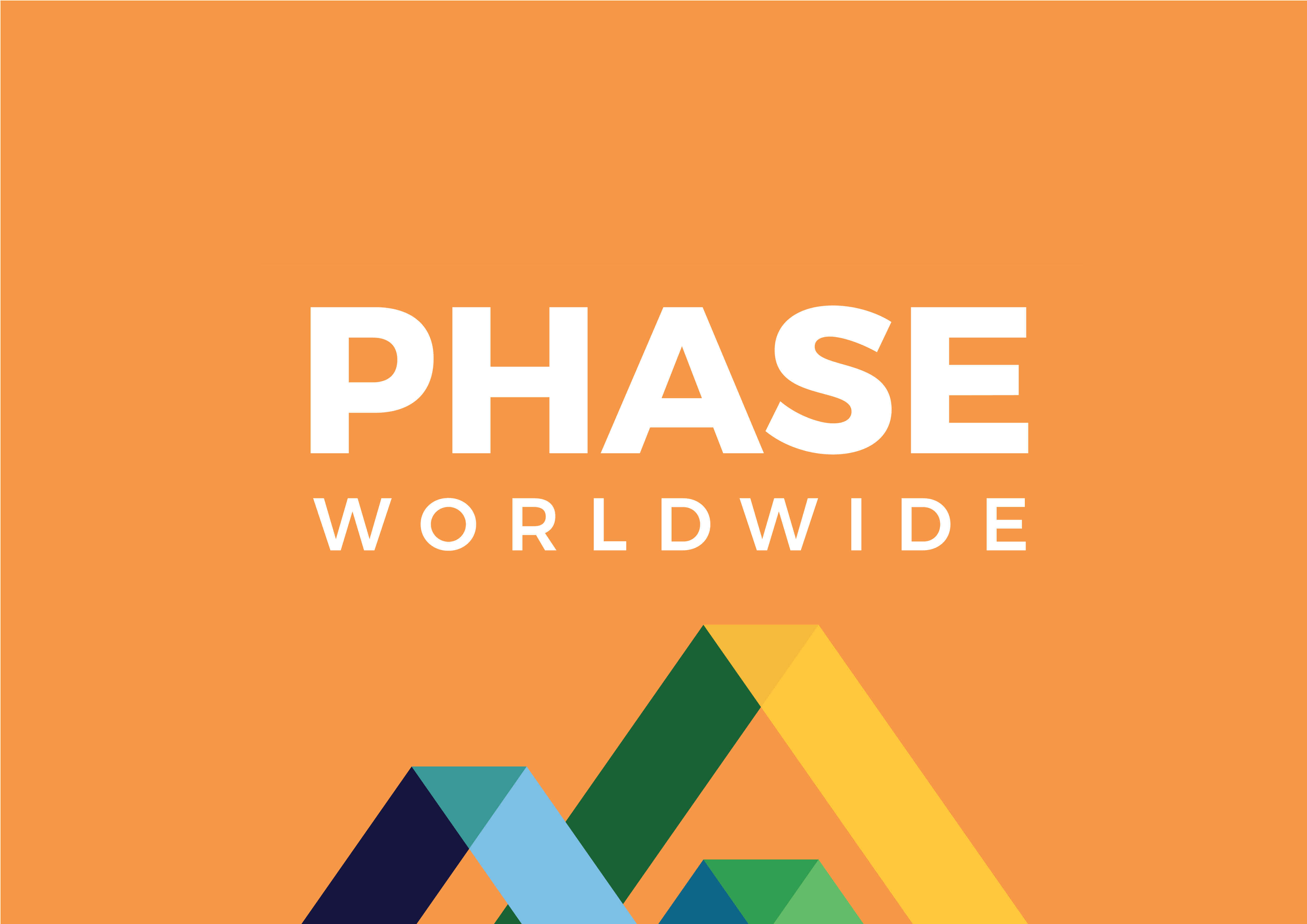 Since 2005, Phase Worldwide have worked to create opportunities in some of the most remote communities in the world. By supporting health, education and livelihoods, they change lives and make a lasting difference. I worked with the team, based in Bristol, on their annual report and demonstrating all their great work to their supporters.