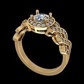 Wedding Ring Jewelry Design