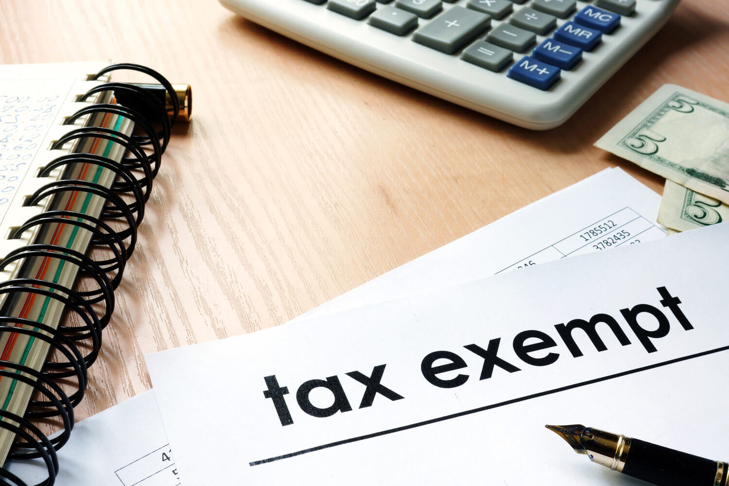 Do you qualify for a tax exemption?